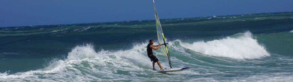 Windsurfen Gargano Italien Surf center Vieste Surfen Windsurfing