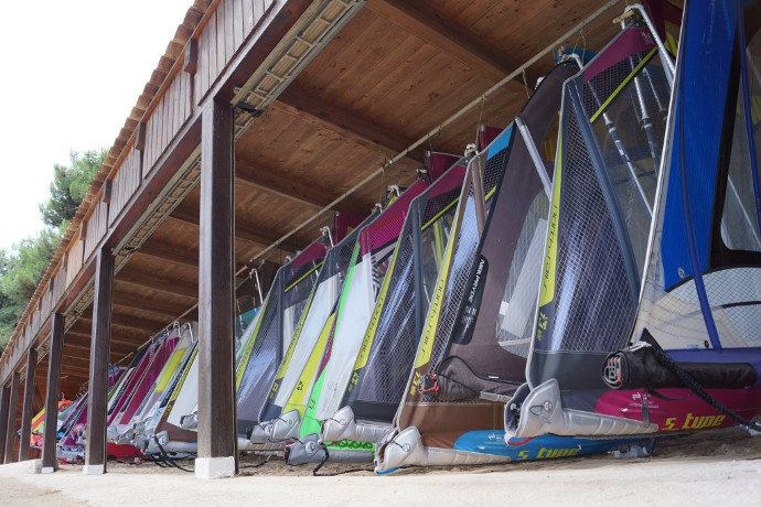 Windsurfen Gargano Sails