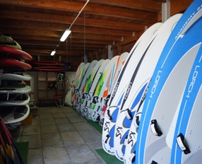 Surf Gargano Boards Windsurfen Italien Vieste